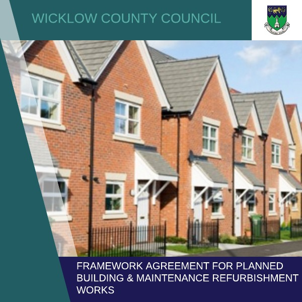 Government-Tenders-WICKLOW-COUNTY-COUNCIL Government Tenders